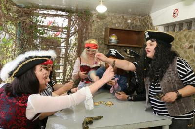 Фото обьекта Отдых на пиратском корабле №211470