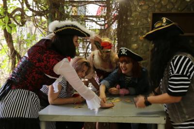 Фото обьекта Отдых на пиратском корабле №211471