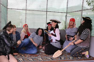 Фото обьекта Отдых на пиратском корабле №211478