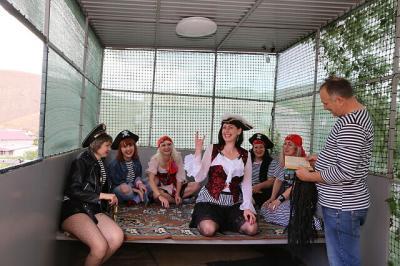 Фото обьекта Отдых на пиратском корабле №211480