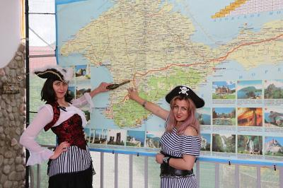 Фото обьекта Отдых на пиратском корабле №211485