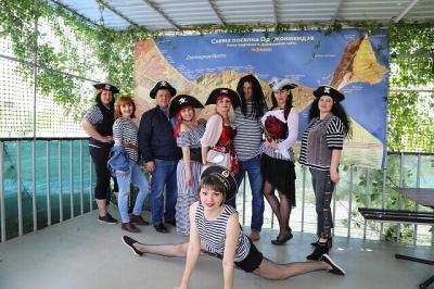 Фото обьекта Отдых на пиратском корабле №211488