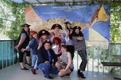 Фото обьекта Отдых на пиратском корабле №211489