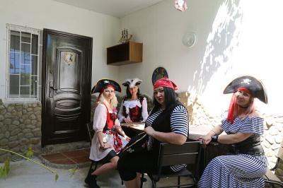Фото обьекта Отдых на пиратском корабле №211490