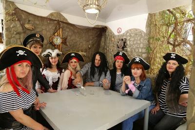 Фото обьекта Отдых на пиратском корабле №211491