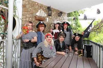 Фото обьекта Отдых на пиратском корабле №211492