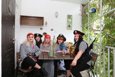 Фото обьекта Отдых на пиратском корабле №211493