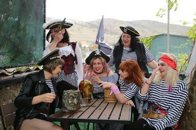 Фото обьекта Отдых на пиратском корабле №211496