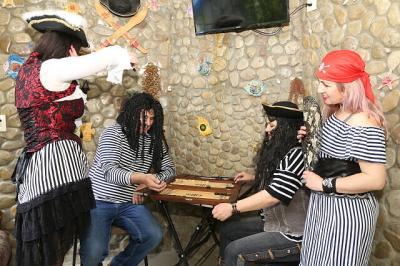Фото обьекта Отдых на пиратском корабле №211506