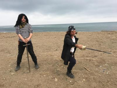 Фото обьекта Отдых на пиратском корабле №217864