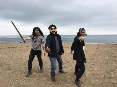 Фото обьекта Отдых на пиратском корабле №217869