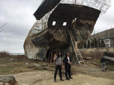 Фото обьекта Отдых на пиратском корабле №217870