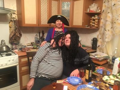 Фото обьекта Отдых на пиратском корабле №217872
