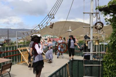 Фото обьекта Отдых на пиратском корабле №217882