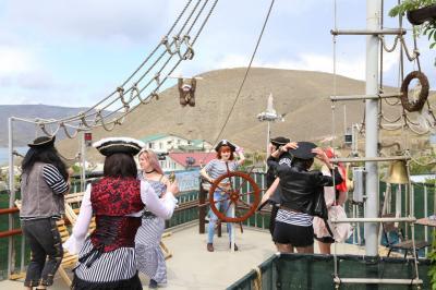 Фото обьекта Отдых на пиратском корабле №217883