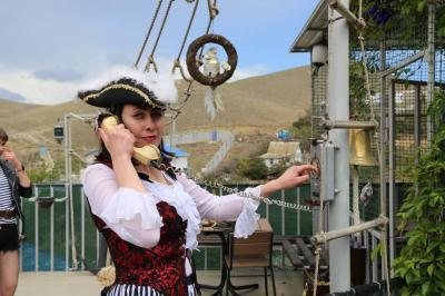 Фото обьекта Отдых на пиратском корабле №217884