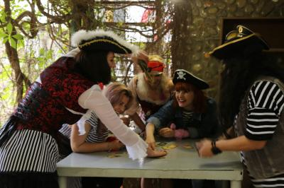 Фото обьекта Отдых на пиратском корабле №217896