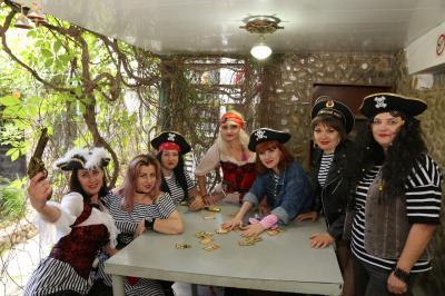 Фото обьекта Отдых на пиратском корабле №217897
