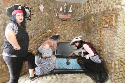 Фото обьекта Отдых на пиратском корабле №217898