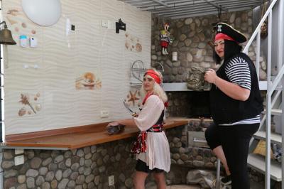 Фото обьекта Отдых на пиратском корабле №217902
