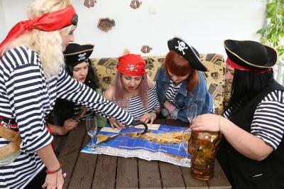 Фото обьекта Отдых на пиратском корабле №217905