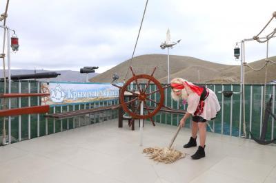 Фото обьекта Отдых на пиратском корабле №217913