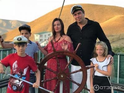Фото обьекта Отдых на пиратском корабле №217915