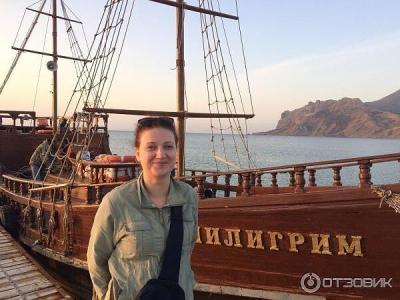 Фото обьекта Отдых на пиратском корабле №217920