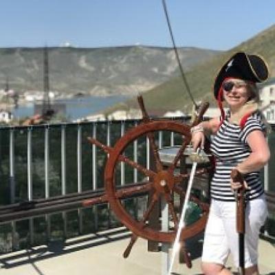 Фото обьекта Отдых на пиратском корабле №217923