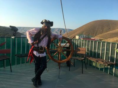 Фото обьекта Отдых на пиратском корабле №217926