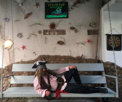 Фото обьекта Отдых на пиратском корабле №217928