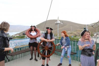 Фото обьекта Отдых на пиратском корабле №217935