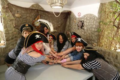 Фото обьекта Отдых на пиратском корабле №217936