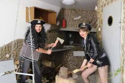 Фото обьекта Отдых на пиратском корабле №217937