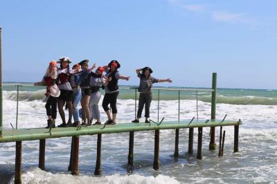 Фото обьекта Отдых на пиратском корабле №217942