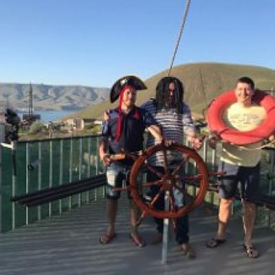 Фото обьекта Отдых на пиратском корабле №217945