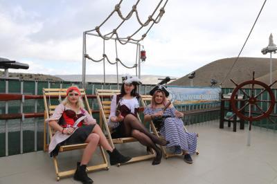 Фото обьекта Отдых на пиратском корабле №217947