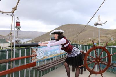 Фото обьекта Отдых на пиратском корабле №217950