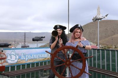 Фото обьекта Отдых на пиратском корабле №217951