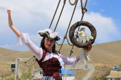 Фото обьекта Отдых на пиратском корабле №217953