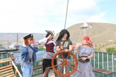 Фото обьекта Отдых на пиратском корабле №217955
