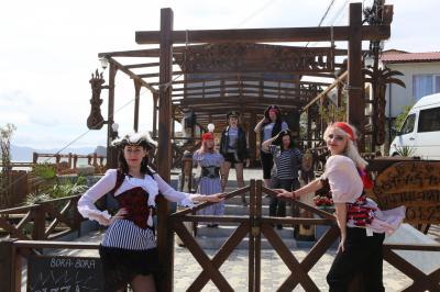 Фото обьекта Отдых на пиратском корабле №217959