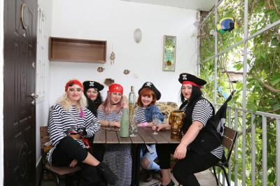 Фото обьекта Отдых на пиратском корабле №217961