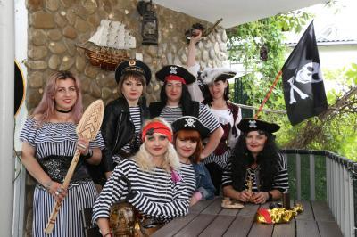 Фото обьекта Отдых на пиратском корабле №217963
