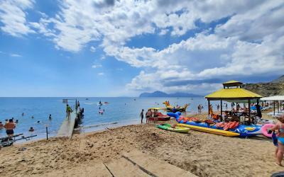 Фото обьекта Пляж за старой лодочной №215731