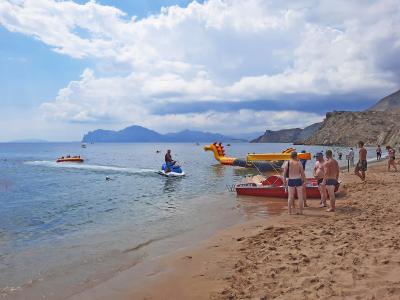 Фото обьекта Пляж за старой лодочной №215732