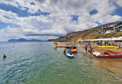 Фото обьекта Пляж за старой лодочной №215733