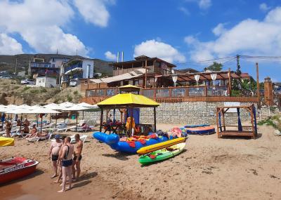 Фото обьекта Пляж за старой лодочной №215734