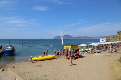 Фото обьекта Пляж за старой лодочной №216160