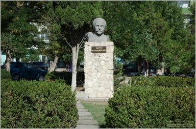 Фото обьекта Памятник Орджоникидзе №221296